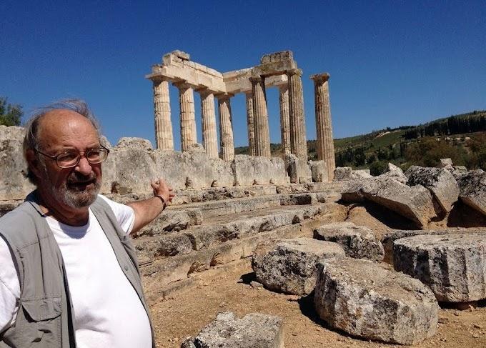 «Είναι εξαιρετικά ειρωνικό ότι η Αρχαία Ελλάδα εμπνέει περισσότερο τους μη Έλληνες από ό,τι τους Έλληνες!»