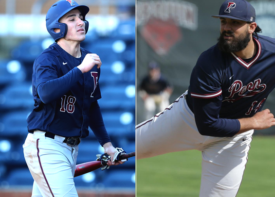 Craig Larsen and Christian Scafidi earn Player of the Week honors