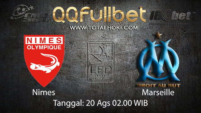 Prediksi Bola Jitu Nimes vs Marseille ( French Ligue 1 )