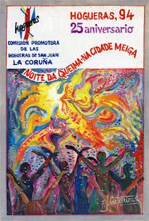 Meigas 1994 El Año De La Xxv Meiga Mayor Victoria García