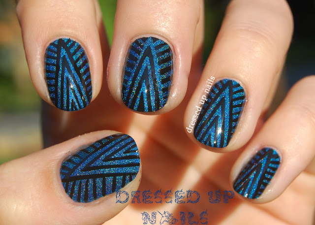 Inspiração: The Great Gatsby Nails
