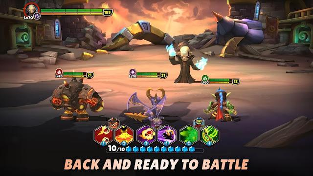 Skylanders Ring Of Heroes Features