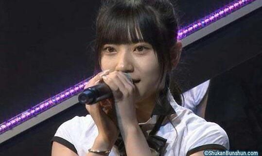 Yamada Marina HKT48 Graduate Stage