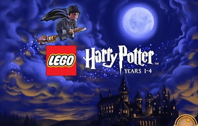 LEGO Harry Potter Years 1-4 Apk + Data For Android All GPU