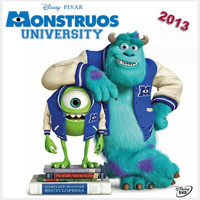 Monstruos University - [2013]