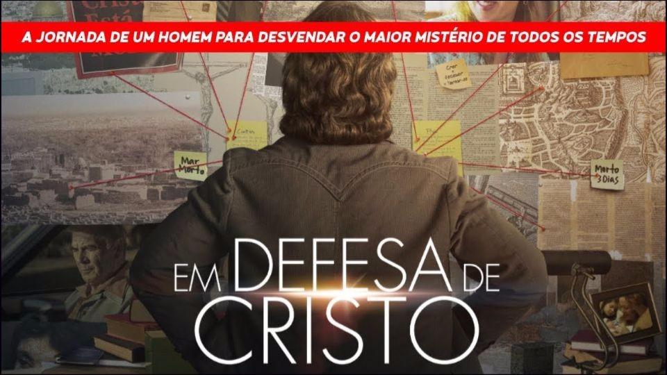 Filme gospel Em Defesa de Cristo Completo e Dublado