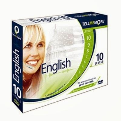 Full - Phần Mềm Học Tiếng Anh Tốt Nhất TELL ME MORE ENGLISH