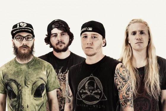 rings of saturn - band