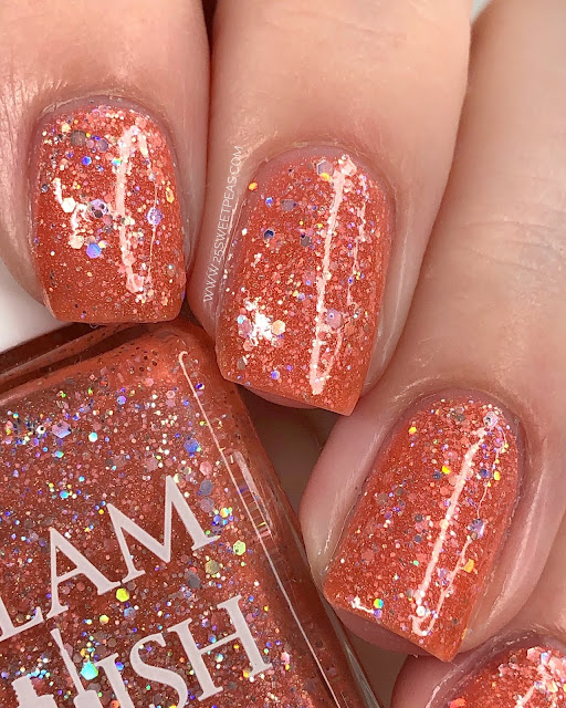 Glam Polish Prophecy 25 Sweetpeas