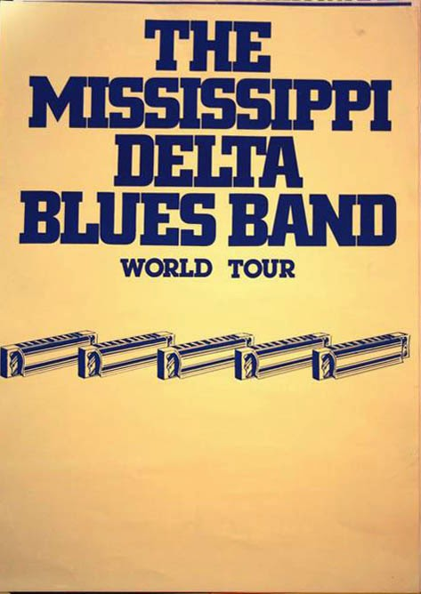Mississippi Delta Blues Band - Greatest Hits