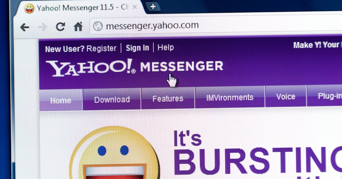 Yahoo! messenger sign in