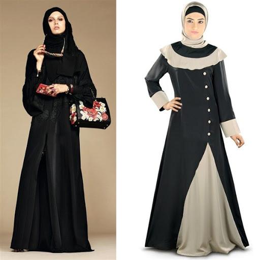 long dress muslimah terbaru 2017/2018
