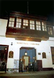 Museo Naval Casa Grau de Lima