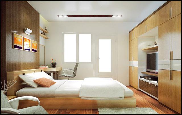 Nguyên tắc thiết kế phòng ngủ theo phong thủy