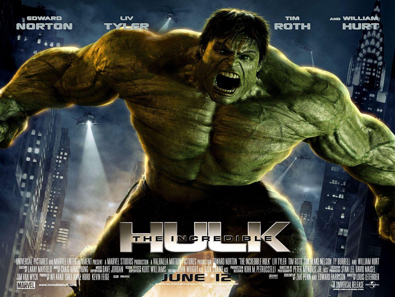 The MCU Roundtable: The Incredible Hulk