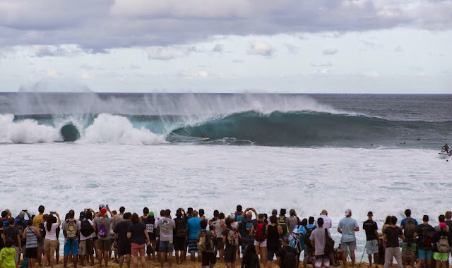 39 Billabong Pipe Masters Kelly Slater Foto ASP