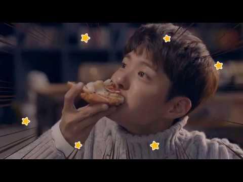 宋仲基 朴寶劍 達美樂披薩 新廣告+拍攝花絮影片