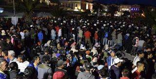 Τι πραγματικά συνέβη στην πλατεία Σαπφούς… ποια ακροδεξιά, το παραδάκι!
