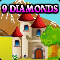 Play Avmgames 9 Diamonds Escap…