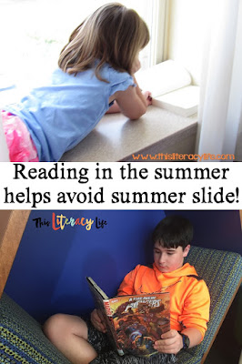 Summer can be fun, but kids can learn so much just  by enjoying every minute of it.