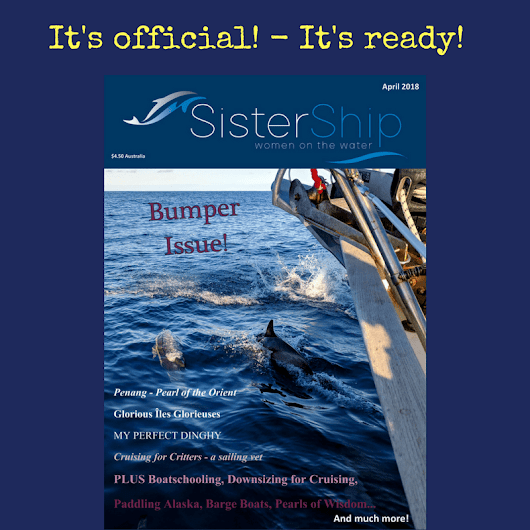 SisterShip Magazine refloats after 30 years!