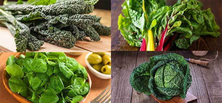Indian Green Leafy Vegetables