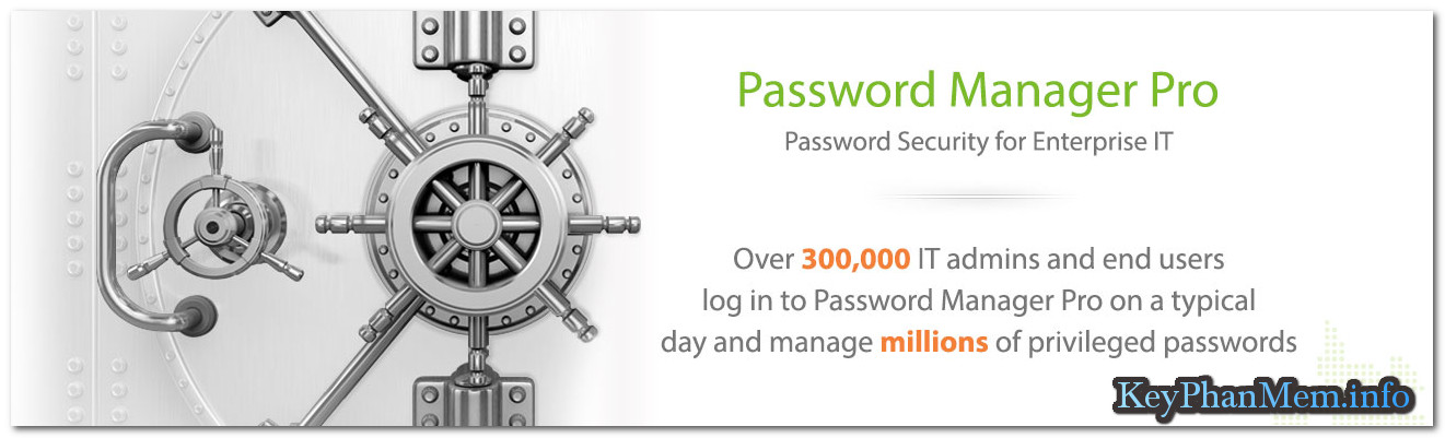 Download Manage Engine Password Manager Pro 9.4 Full Key