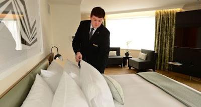 Contoh Surat Pengunduran Diri Untuk Karyawan Hotel