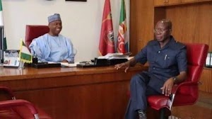 Saraki, Oshiomhole In War Of Words Over APC Dollar Bribe
