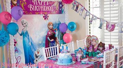 Tự tay trang trí sinh nhật cho bé chỉ mất 30 phút