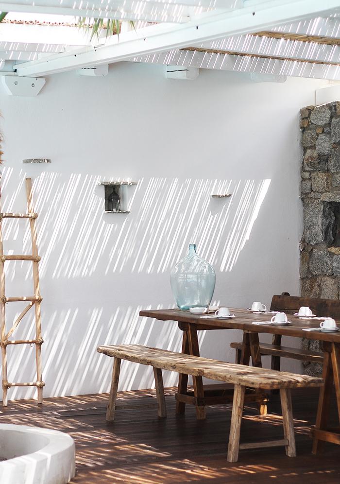 Hotel Exterior: Fashion And Style: Mykonos / San Giorgio Hotel / Exterior