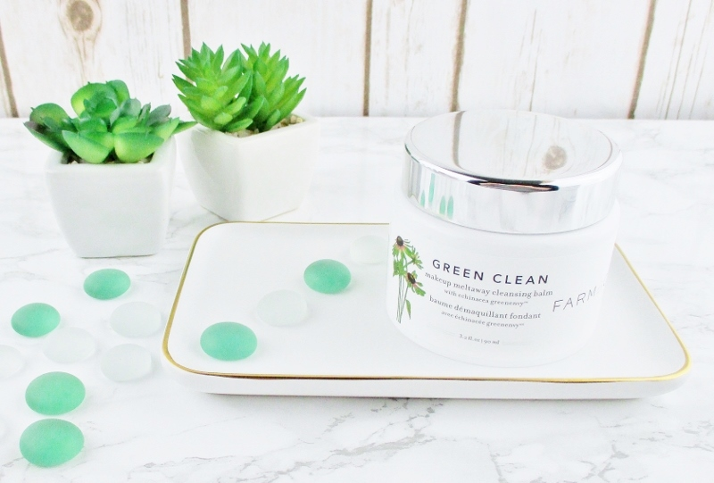 Cleanse Away Your Day with Farmacy Green Clean Makeup Meltaway Cleansing Balm 3