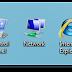 اظهار ايقونات سطح المكتب desktop icons