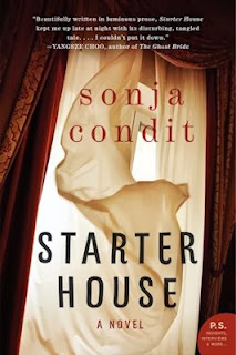 Interview with Sonja Condit, author of Starter House - December 13, 2013