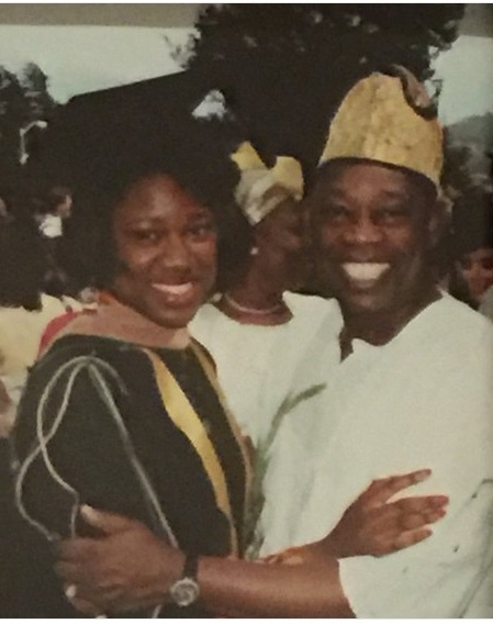 MKO Daughter Reacts To Buhari's Posthumous Award On Father