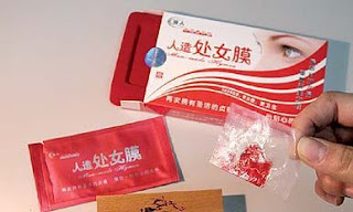 PHOTOS: Company Creates Artificial Hymen So That Ladies Can Lie About Their Virginity