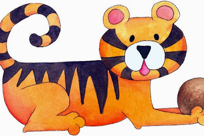 Dibujos Infantiles Coloreados Para Imprimir