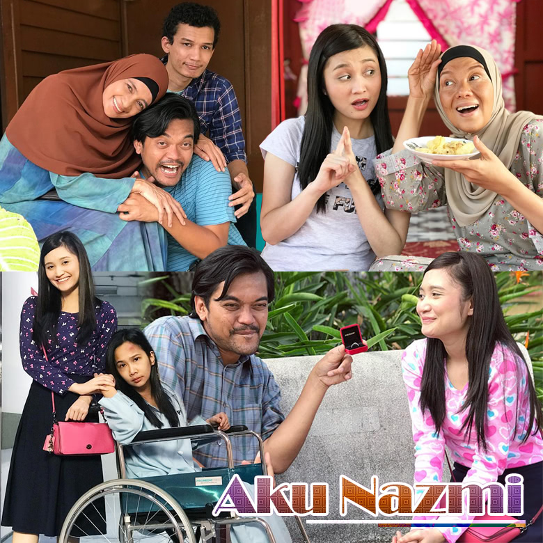 SINOPSIS TELEMOVIE AKU NAZMI - TV3