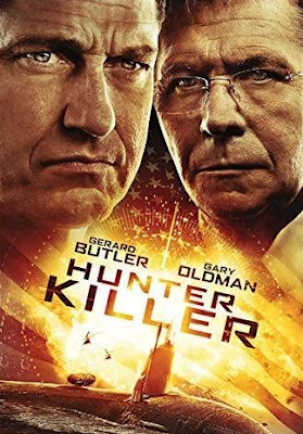 Hunter Killer [2018] [DVD R1] [Latino]