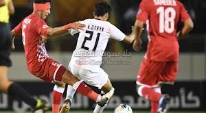 بهدف قاتل نادي الشباب السعودي يفوز على فريق شباب الأردن في البطولة العربية للأندية