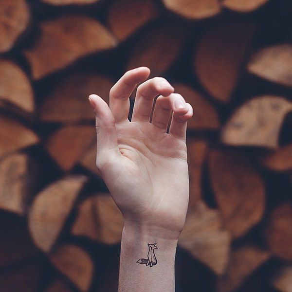 tatuajes pequeños con muchos detalles