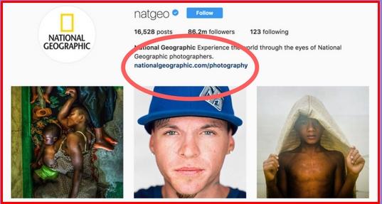 Cara Membuat Tulisan Blog Pribadi Di Instagram