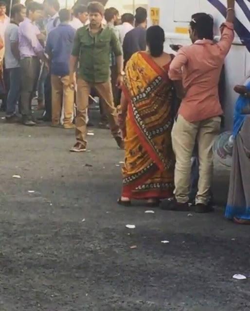 vijay bairavaa Tamil Movie Latest Working Stills