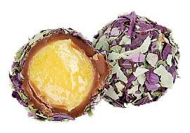 Truffel mango basilicum
