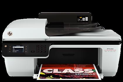 Descargar Driver HP Deskjet Ink Advantage 2645