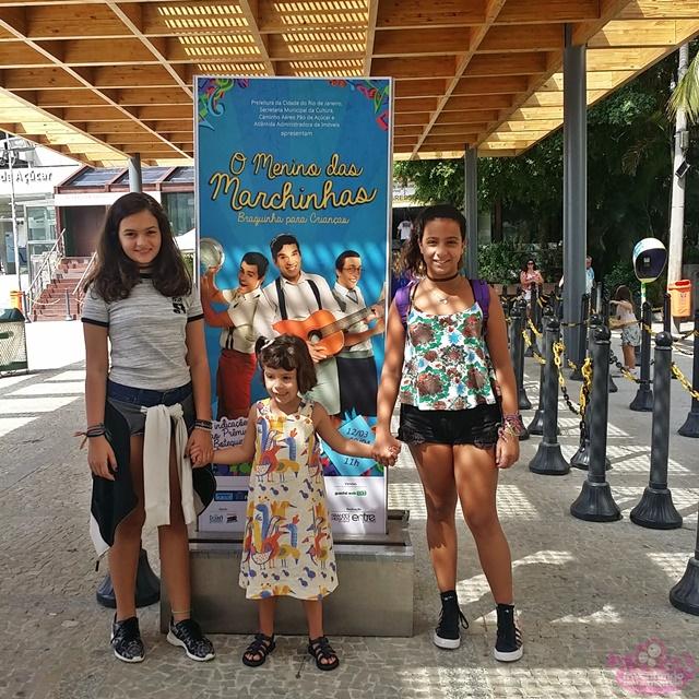 """Musical """"O Menino das Marchinhas - Braguinha para Crianças"""""""