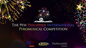 9th Philippine International Pyromusical Competition 2018