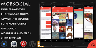 Wordpress App Template