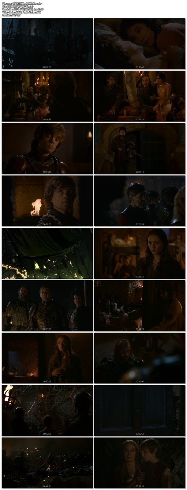 Game Of Thrones S02E09 Eng 720p BRRip 250Mb ESub x265 HEVC download and watch only at world4ufree.fun