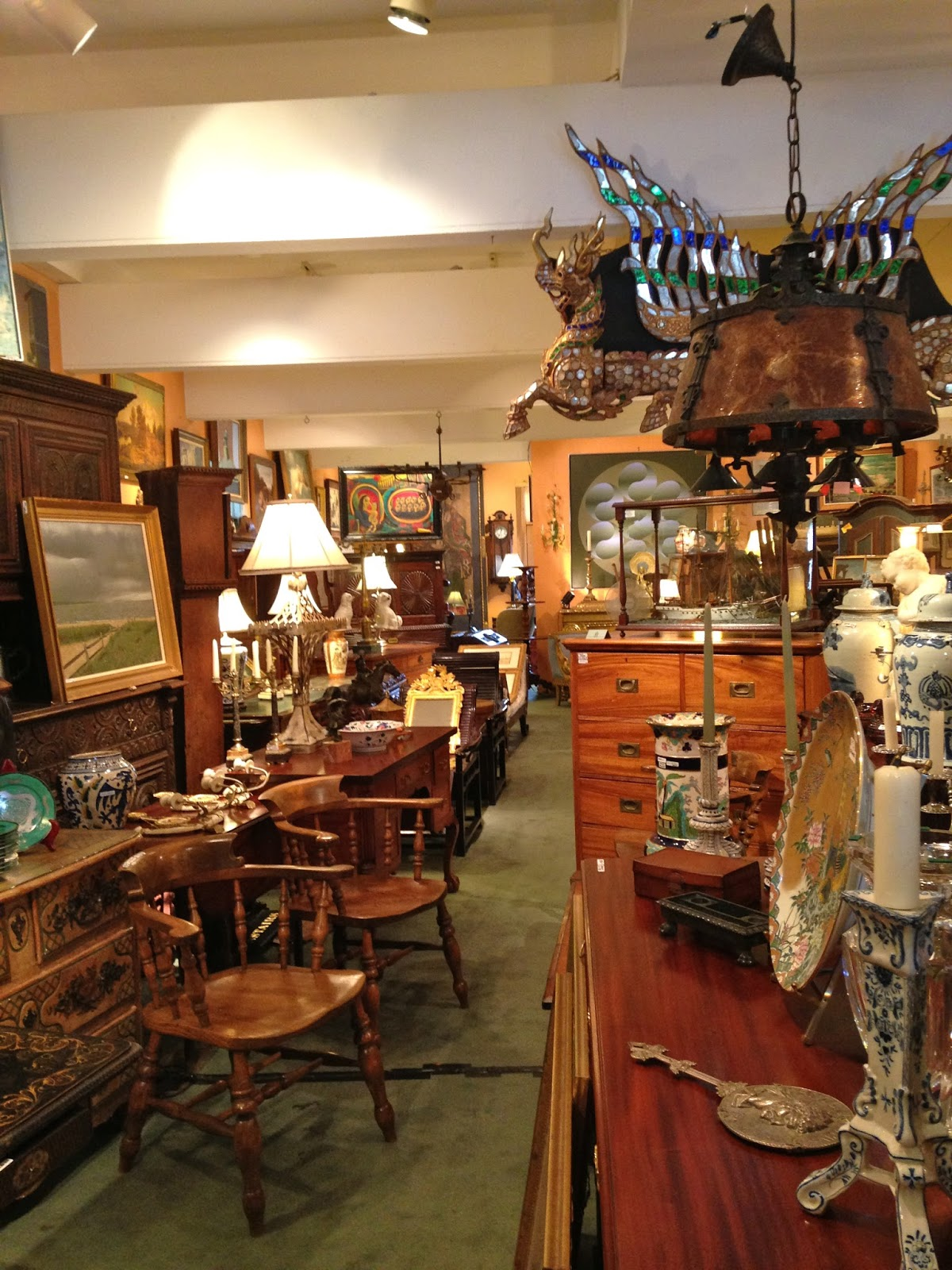 Vintage Beacon Hill Collection Furniture